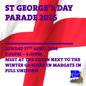 St George's Day 2016 Facebook