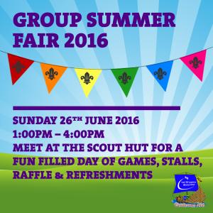 Summer Fair 2016 Facebook