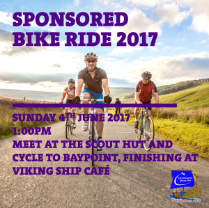 Sponsored Bike Ride Facebook 2017