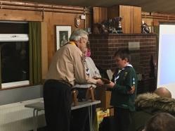 Presentation of Norris Memorial Awards
