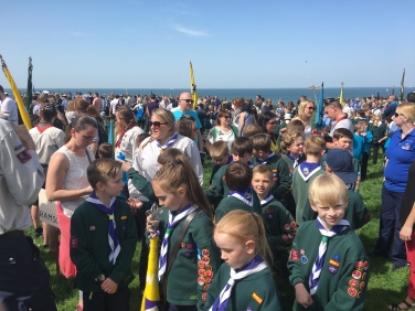 Our Cubs on Parade
