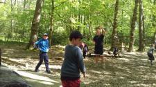 Cubs at Ross Wood camp