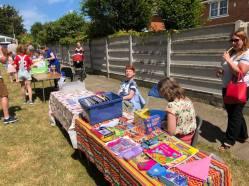 Group Summer Fair Stalls