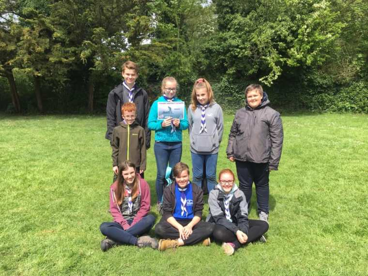 District First Aid & Pioneering Competitions 2019