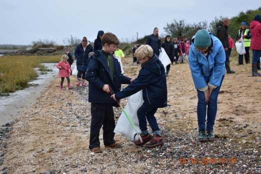 Sponsored Beach Clean