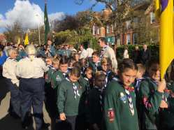 Cubs on Parade